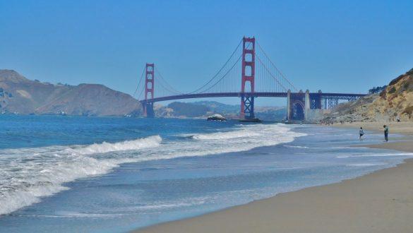 Fotodagbog fra San Francisco - Golden Gate - Rejsdiglykkelig.dk