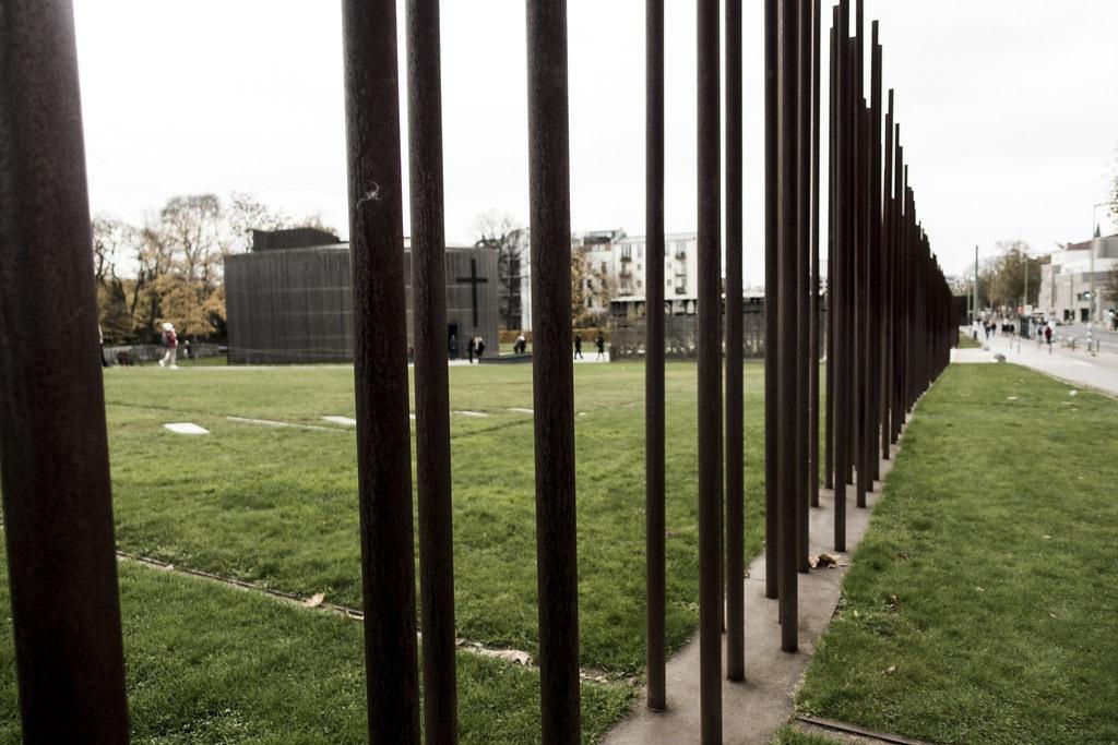 Gedenkstätte Berliner Mauer - Rejsdiglykkelig.dk