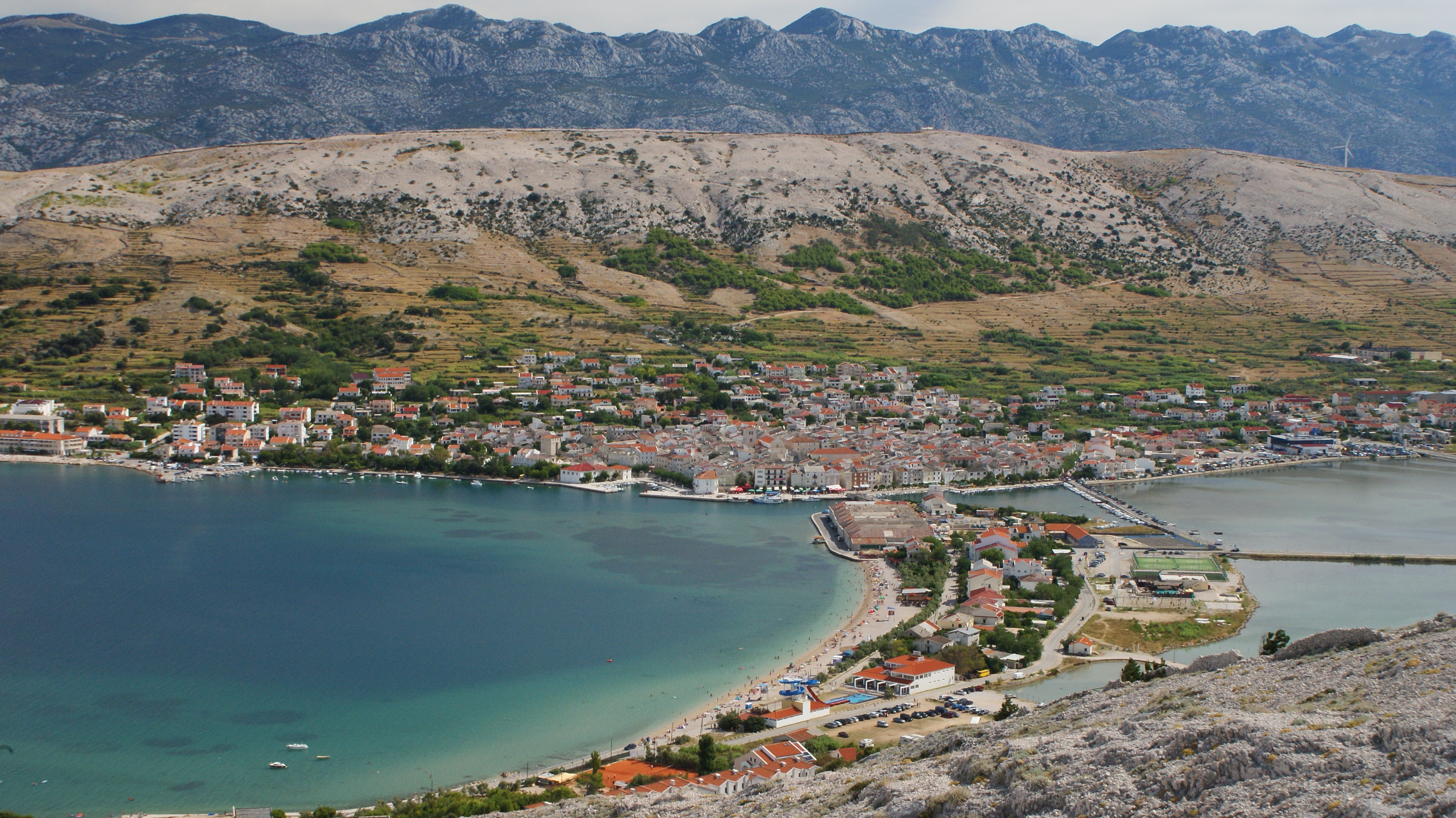 Bedste rejsemål i Kroatien - Pag - Rejsdiglykkelig.dk
