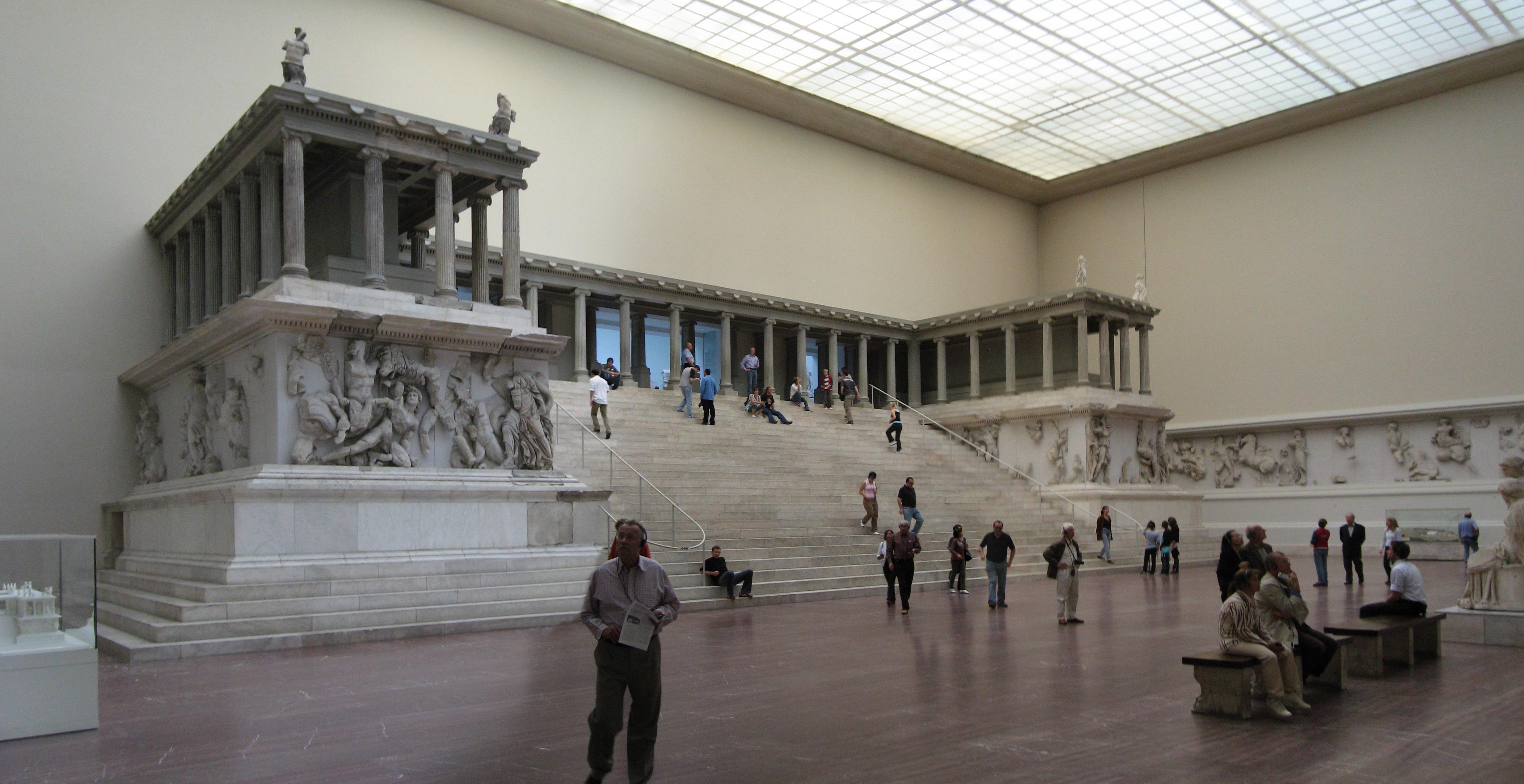 Must see seværdigheder i Berlin - Pergamon Museum - Rejsdiglykkelig.dk