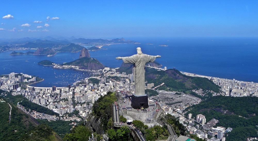Verdens billigste feriedestinationer - Brasilien - www.rejsdiglykkelig.dk