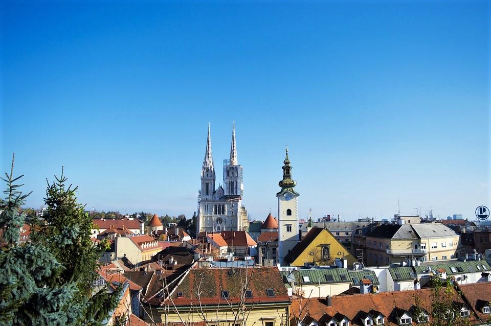 Bedste rejsemål i Kroatien - Zagreb - Rejsdiglykkelig.dk