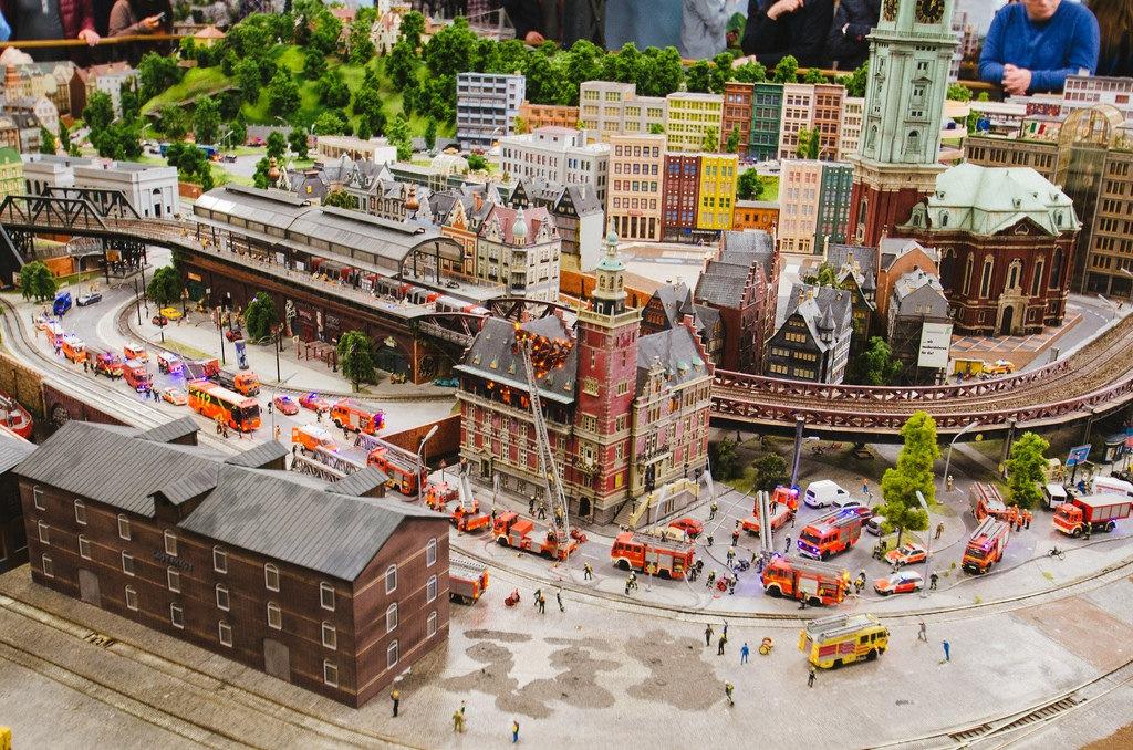 Rejseguide til Hamborg - Miniatur Wunderland - Rejsdiglykkelig.dk