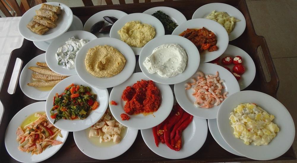 Miniguide til Istanbul - Hvad skal man spise i Istanbul - www.rejsdiglykkelig.dk