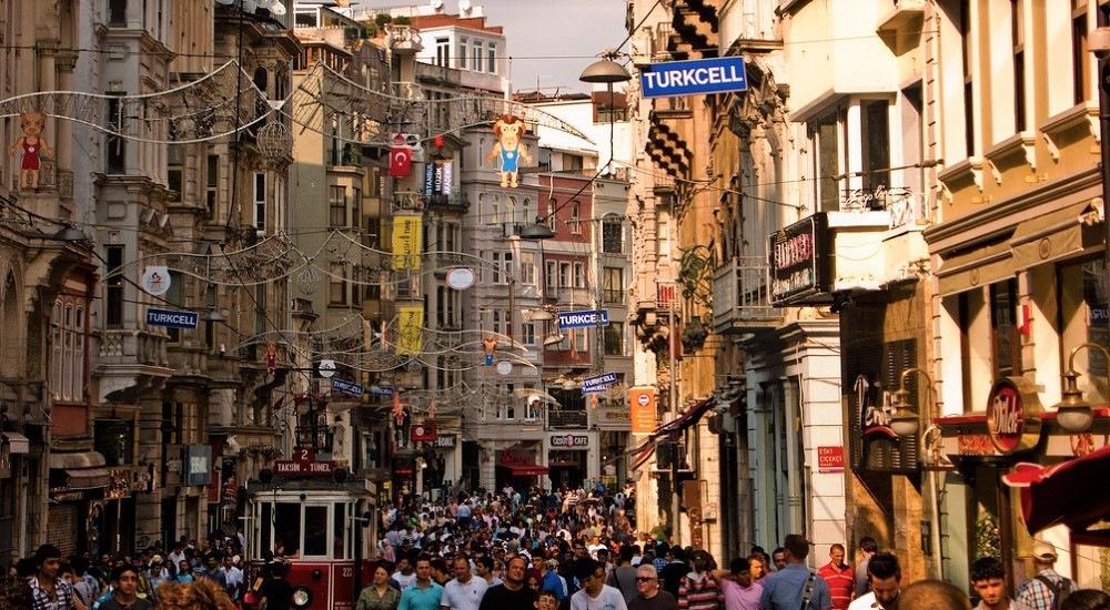 Miniguide til Istanbul - Hvor skal man bo i Istanbul - www.rejsdiglykkelig.dk