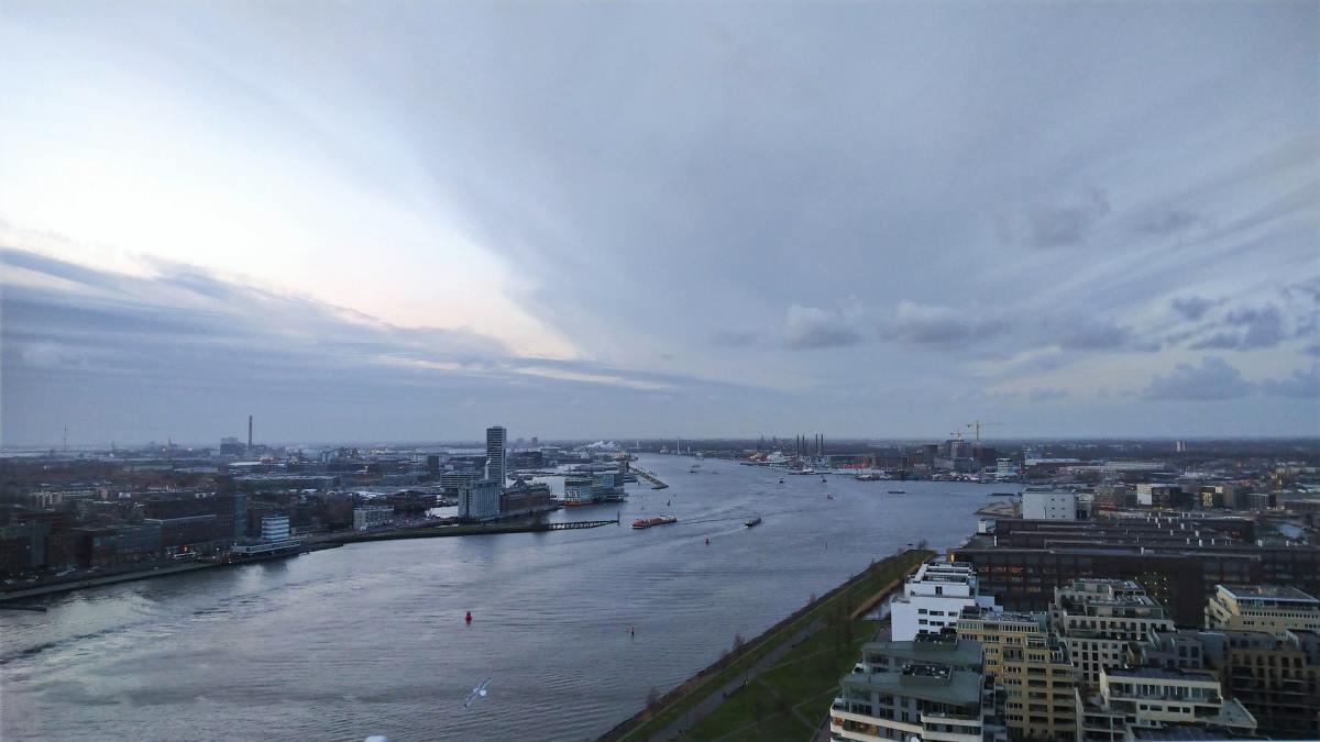 Must see seværdigheder og oplevelser i Amsterdam - A'DAM Lookout - Rejs Dig Lykkelig