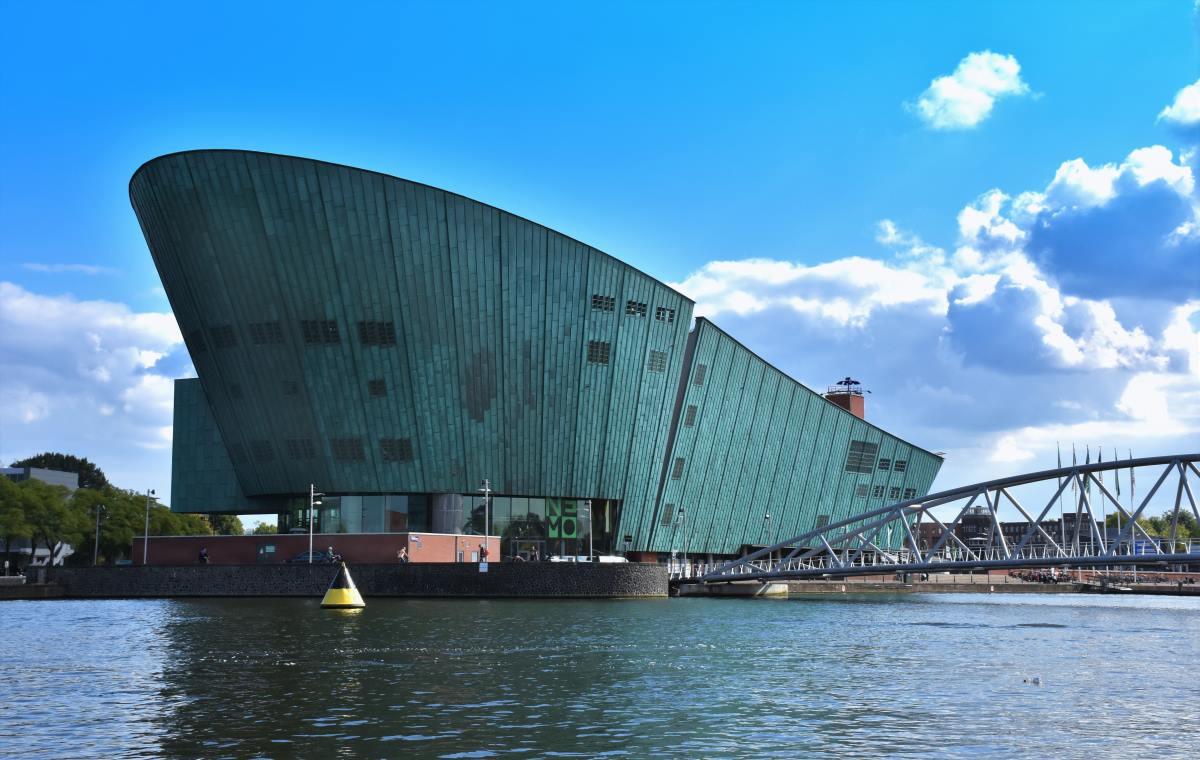 Nemo Science Museum - Rejs Dig Lykkelig