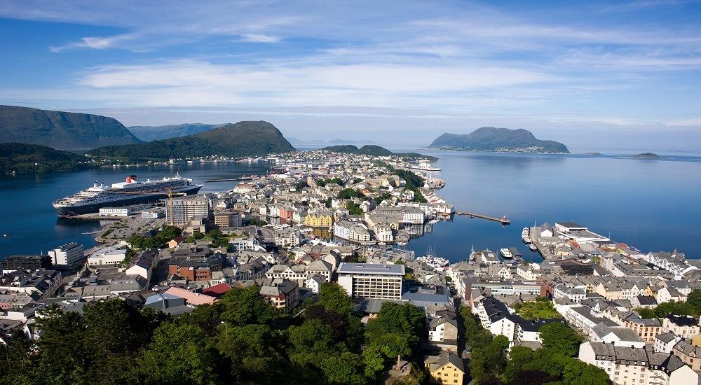 Norges smukkeste steder - Ålesund - www.rejsdiglykkelig.dk
