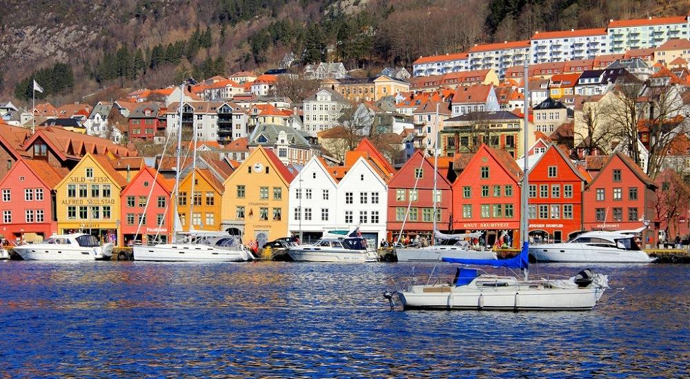 Norges smukkeste steder - Bergen - www.rejsdiglykkelig.dk