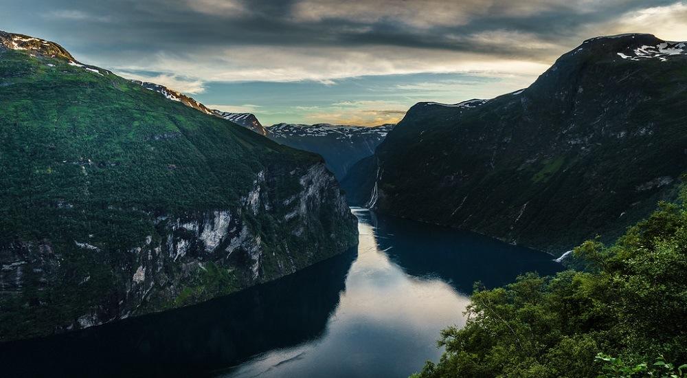 Norges smukkeste steder - Geirangerfjord - www.rejsdiglykkelig.dk