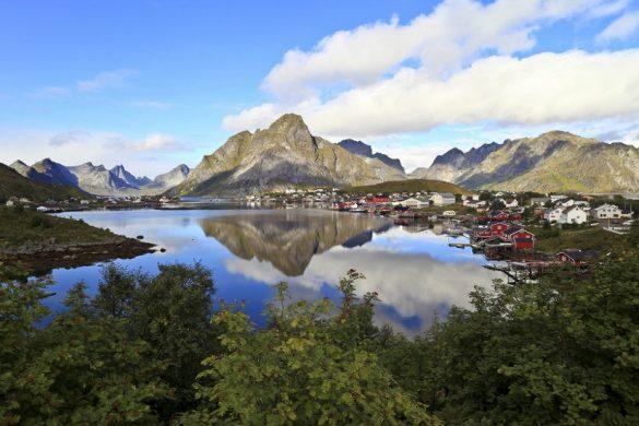 Norges smukkeste steder - Lofoten - www.rejsdiglykkelig.dk