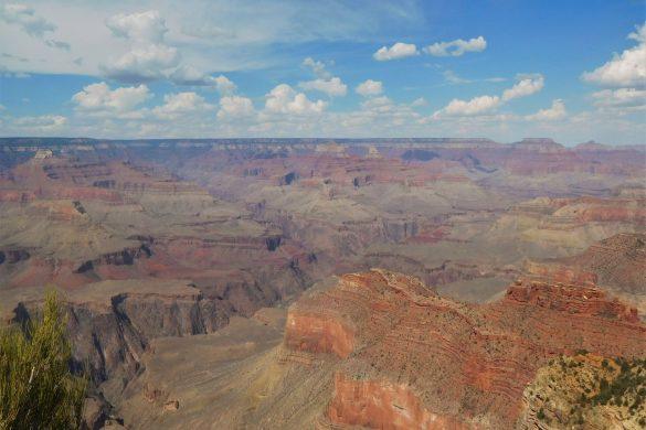 Ubeskrivelige og imponerende Grand Canyon -Rejsdiglykkelig.dk