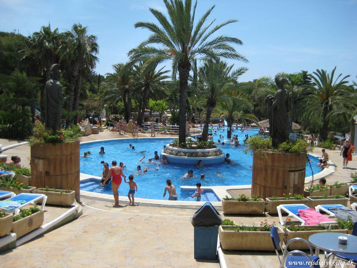 Anmeldelse af Camping Park Playa Bara - Swimmingpools - Rejsdiglykkelig.dk