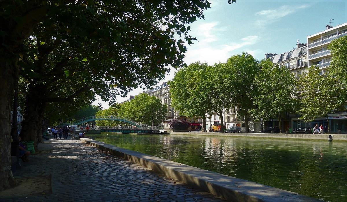 Bydele i Paris - 10 arrondissement - www.rejsdiglykkelig.dk