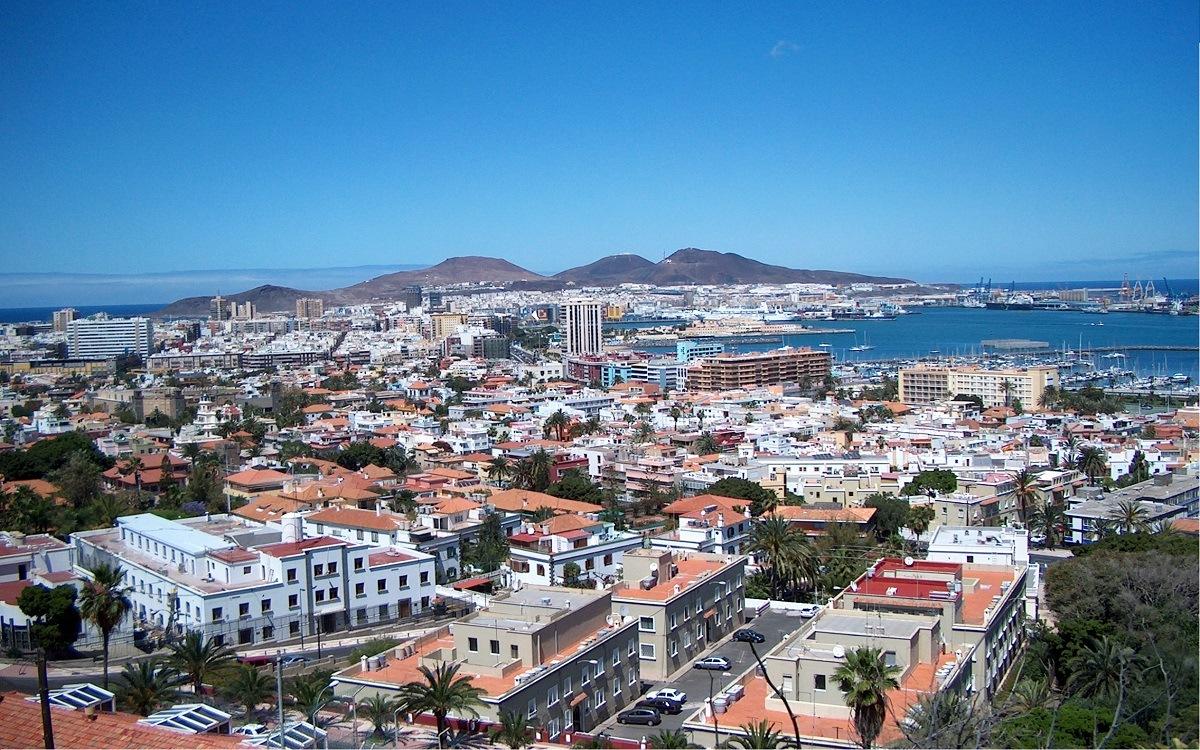 Oplevelser på Gran Canaria - Las Palmas - www.rejsdiglykkelig.dk