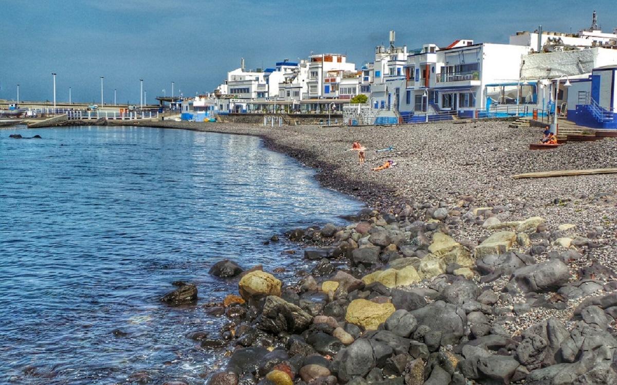 Oplevelser på Gran Canaria - Puerto de las Nieves - www.rejsdiglykkelig.dk
