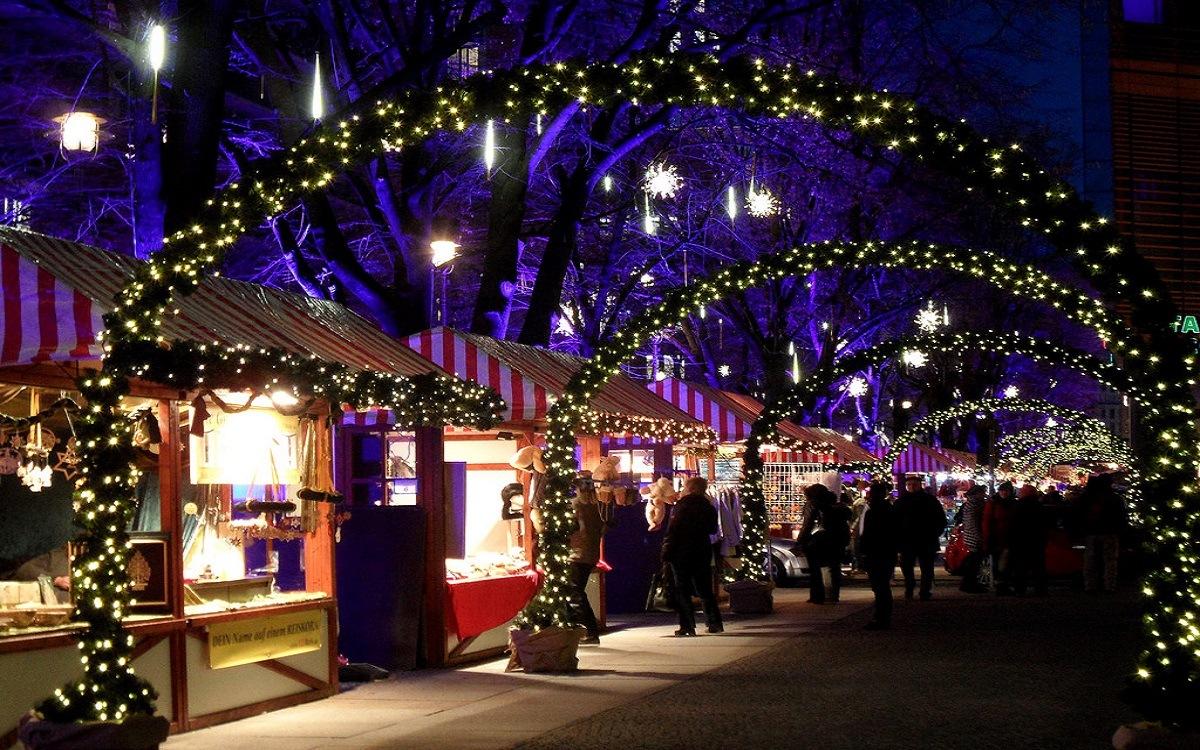 Smukke og eventyrlige julebyer - Berlin - www.rejsdiglykkelig.dk