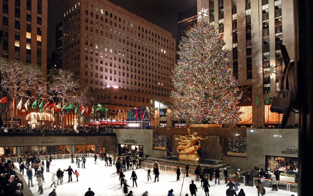 Smukke og eventyrlige julebyer - New York - www.rejsdiglykkelig.dk