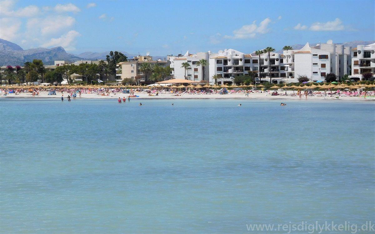 Tilbageblik på 2017 - Charterrejse til Mallorca - www.rejsdiglykkelig.dk