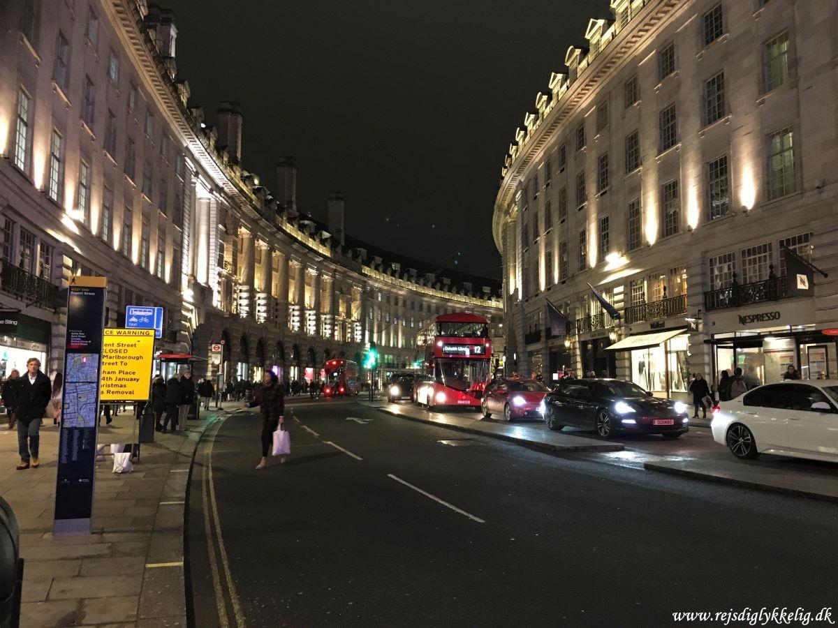 Rejsebudget i London - Shopping - Rejsdiglykkelig.dk