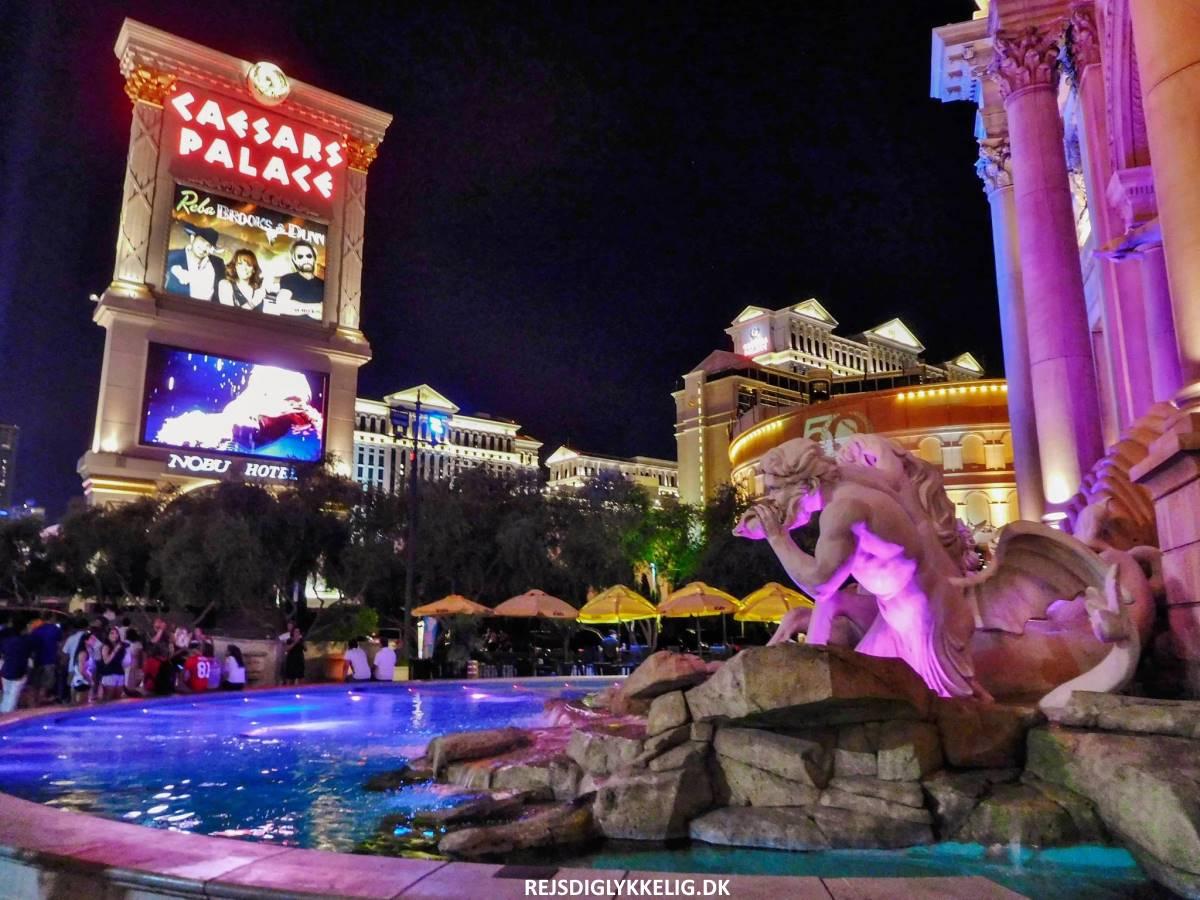 Caesars Palace - Rejs Dig Lykkelig