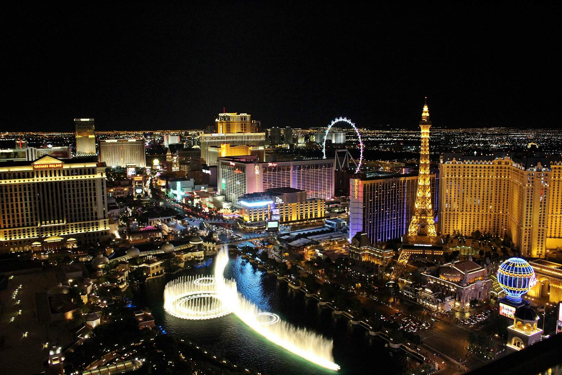 30 Ting enhver førstegangsrejsende i Las Vegas skal vide - Rejs Dig Lykkelig