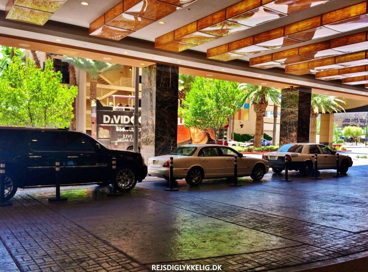 30 Ting enhver førstegangsrejsende i Las Vegas skal vide - Taxi - Rejs Dig Lykkelig