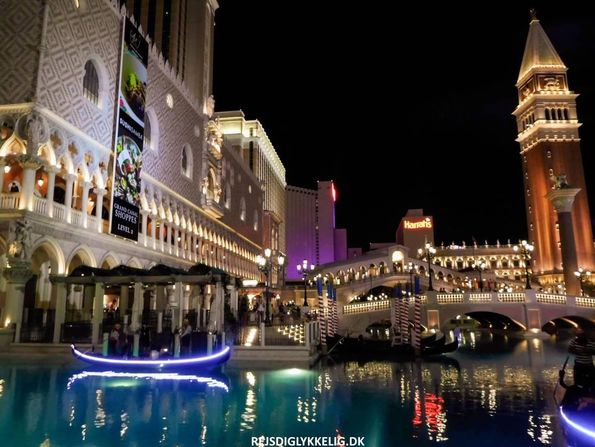 The Venetian - Rejs Dig Lykkelig
