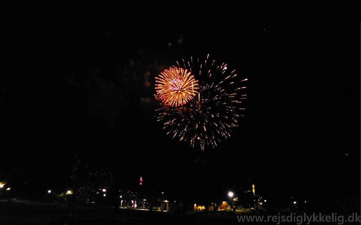 4th of July -Fyrværkeri i St. George - www.rejsdiglykkelig.dk