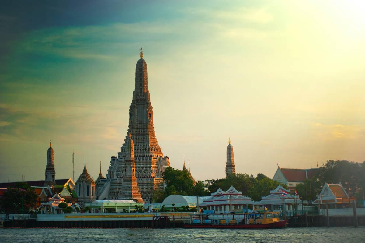 Bangkok - Rejs Dig Lykkelig