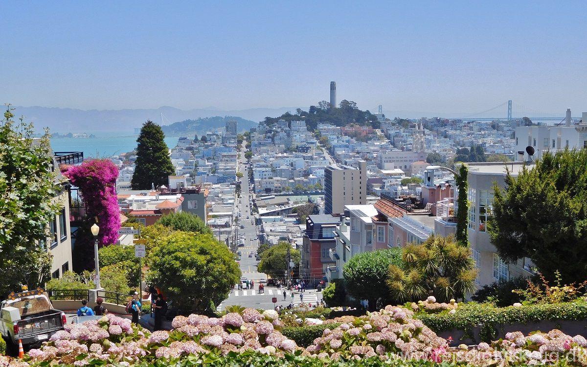 Dagsprogram i det vestlige USA - San Francisco - www.rejsdiglykkelig.dk