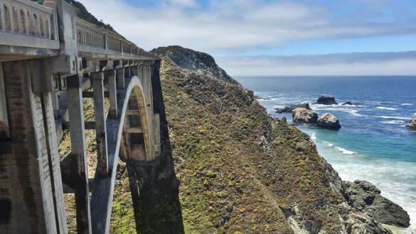 Dagsprogram i det vestlige USA - Pacific Coast Highway / Highway 1 - www.rejsdiglykkelig.dk