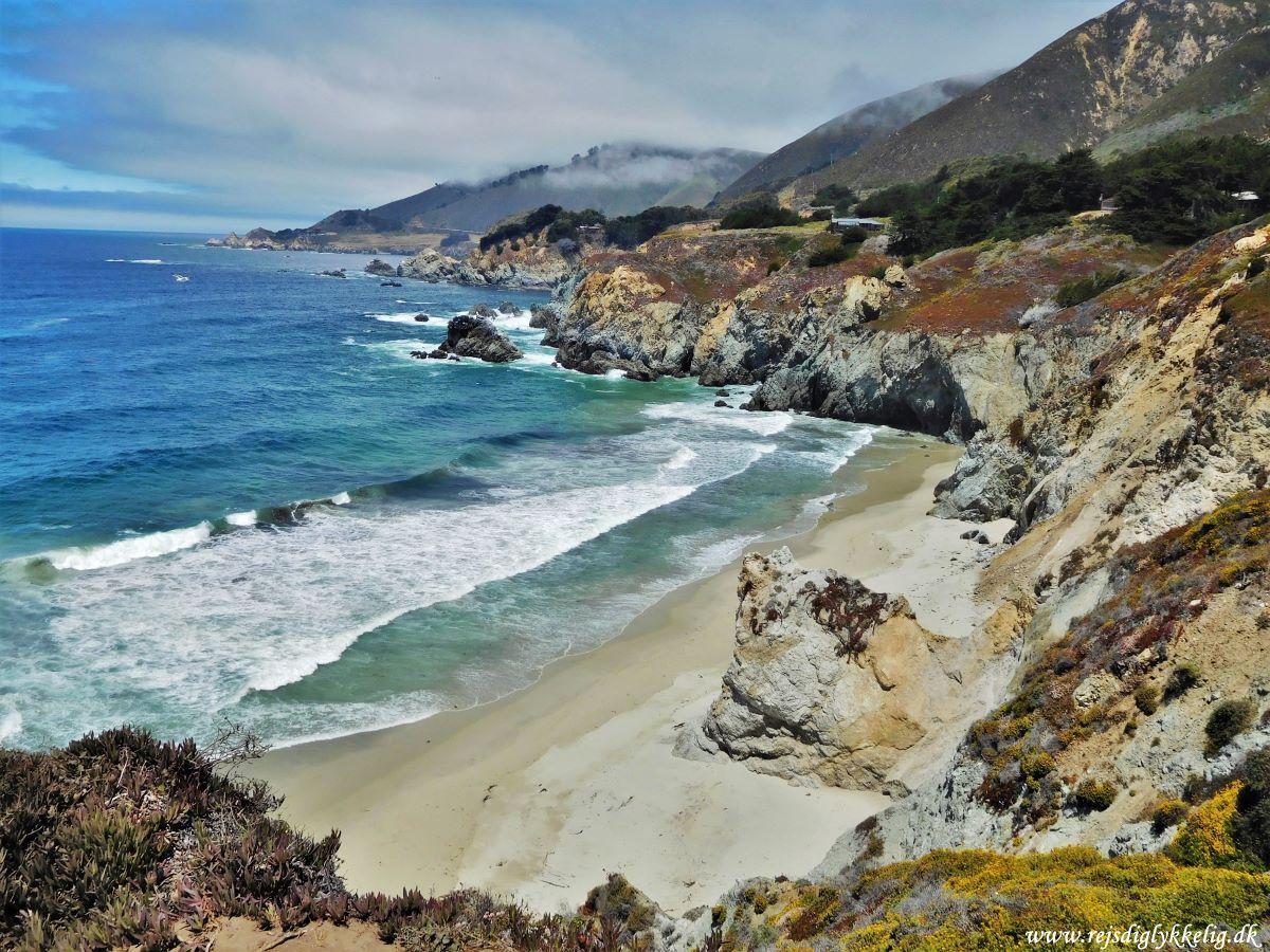 36 oplevelser i Californien - Highway 1 - Pacific Coast Highway - Rejsdiglykkelig.dk