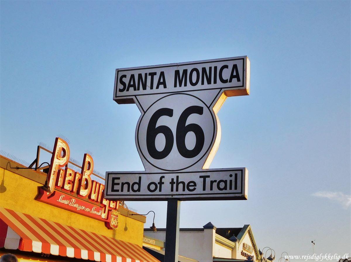 36 oplevelser i Californien - Route 66 - Rejsdiglykkelig.dk