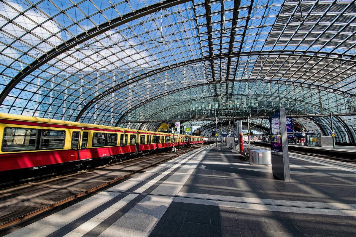 Guide til offentlig transport i Berlin -- Rejs Dig Lykkelig