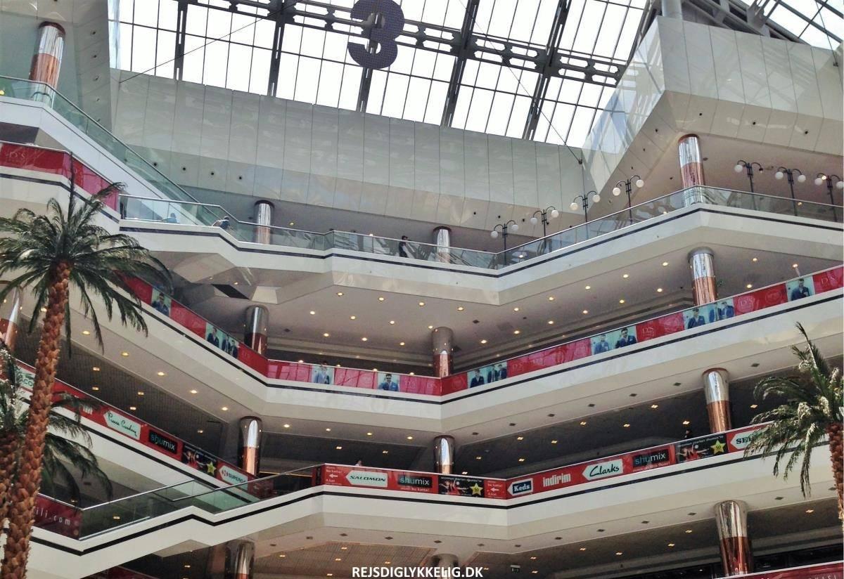 10 Steder til Shopping i Istanbul - Istanbul Cevahir - Rejs Dig Lykkelig
