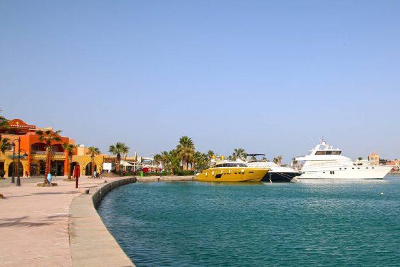 14 Oplevelser i Hurghada - Marina - Rejs Dig Lykkelig