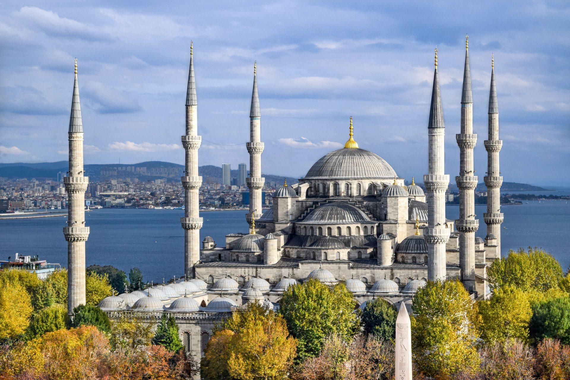 18 Bedste Seværdigehder og Oplevelser i Istanbul - Rejs Dig Lykkelig