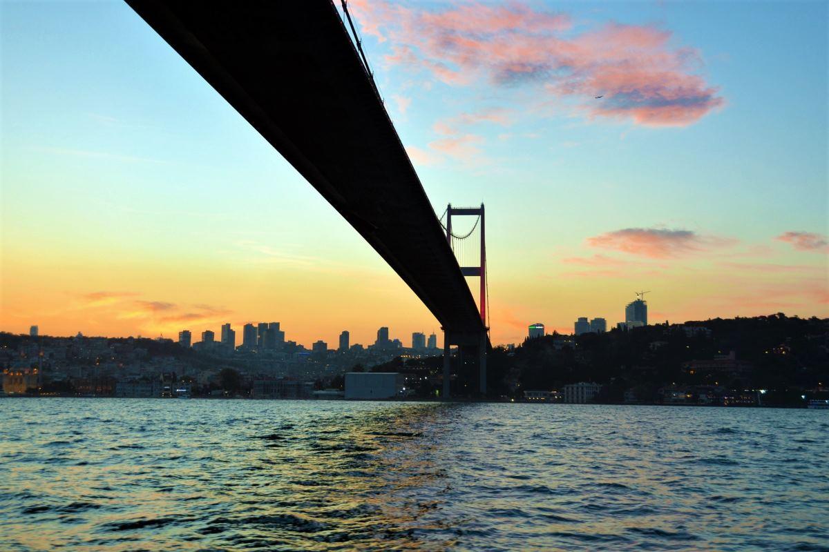 Bosporusstrædet - Rejs Dig Lykkelig