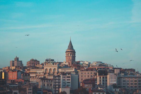 Rejseguide til Istanbul - Rejs Dig Lykkelig