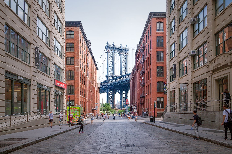 Guide til bydele i New York - Rejsdiglykkelig.dk