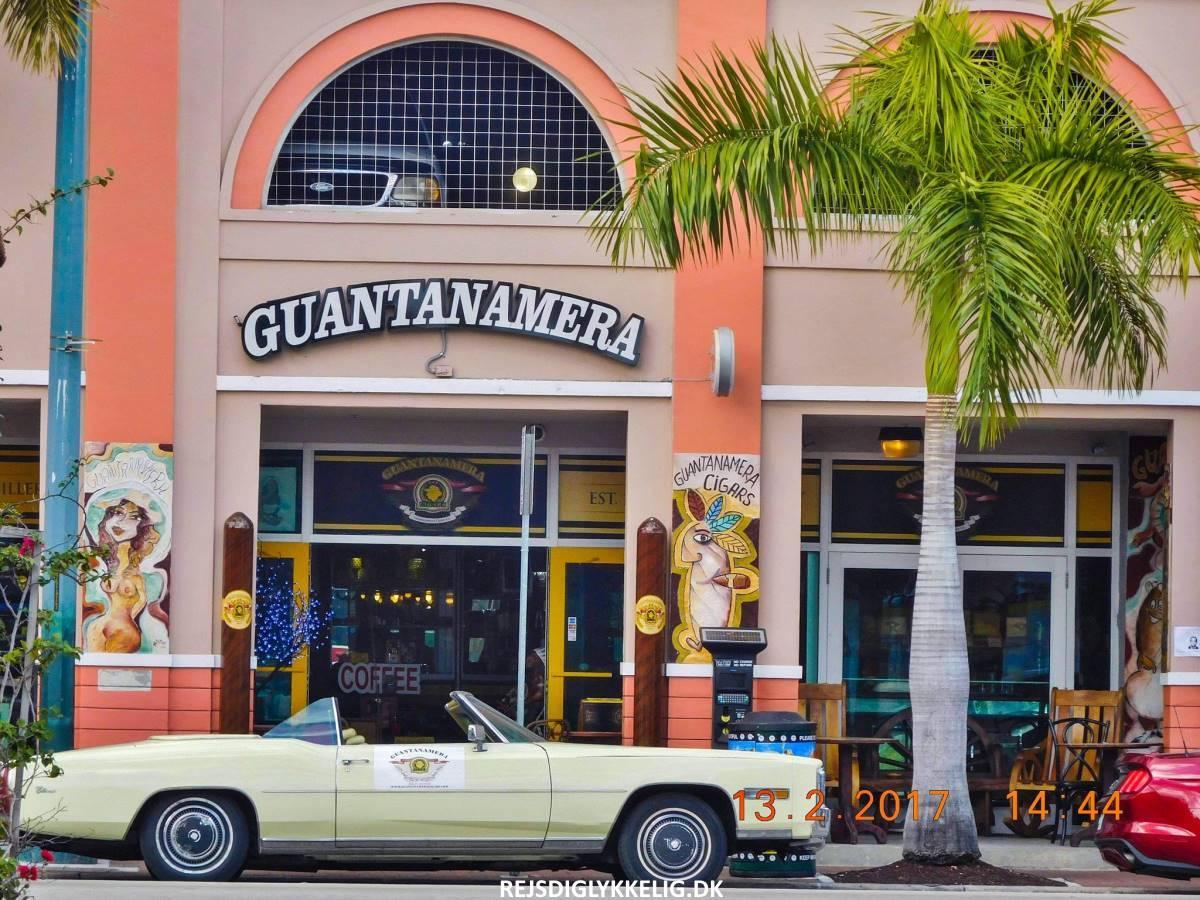 Guide til hvor man skal bo i Miami - Little Havana - Rejs Dig Lykkelig