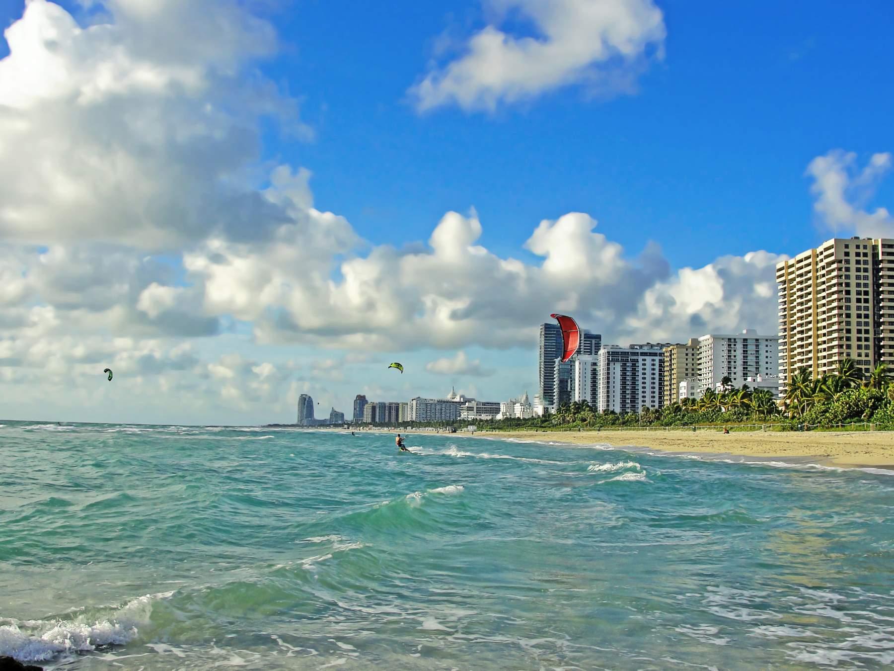 Guide til hvor man skal bo i Miami - Rejs Dig Lykkelig