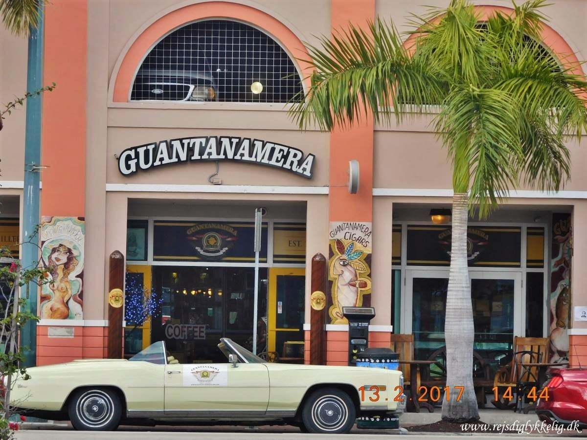 Rejseguide til Miami - Little Havana - Rejsdiglykkelig.dk