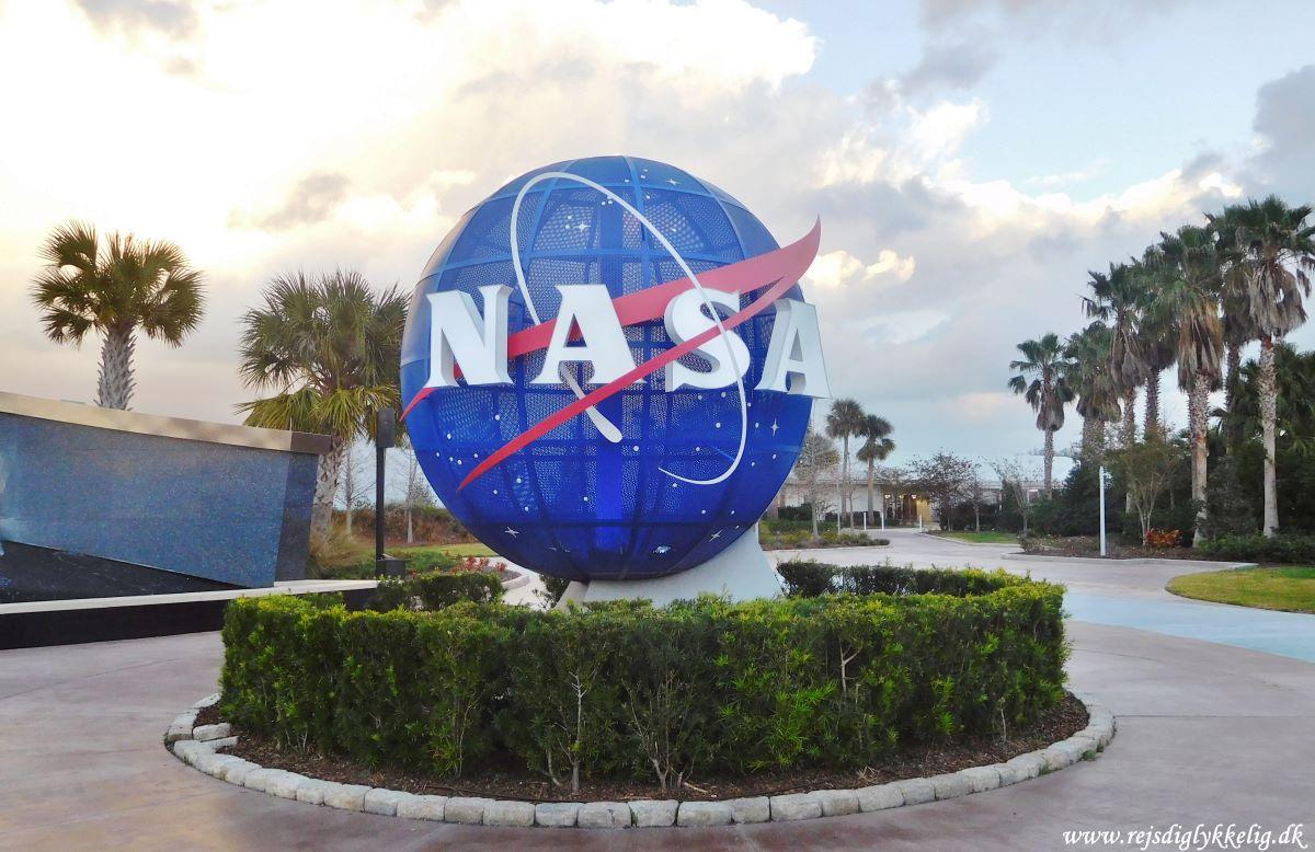 NASA Kennedy Space Center - Rejsdiglykkelig.dk