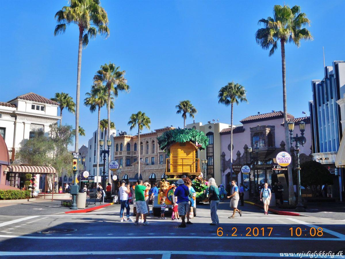 13 Forlystelsesparker i Florida - Universal Studios - Rejsdiglykkelig.dk