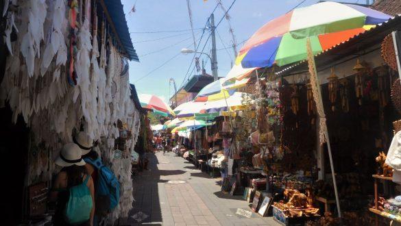 Fotodagbog fra Ubud - Ubud Art Market - Rejsdiglykkelig.dk