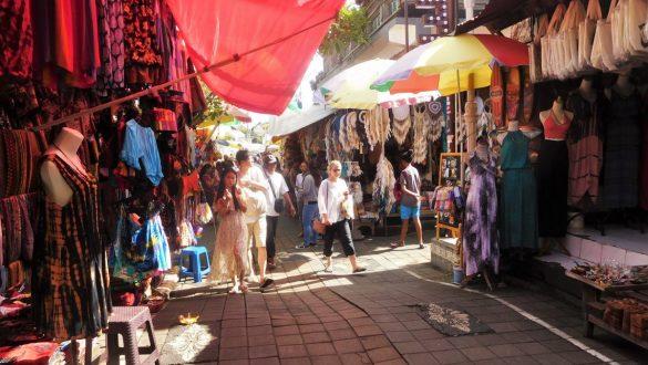 Fotodagbog fra Ubud - Ubud Market - Rejsdiglykkelig.dk