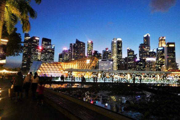 Guide til de bedste steder at bo i Singapore - Rejsdiglykkelig.dk