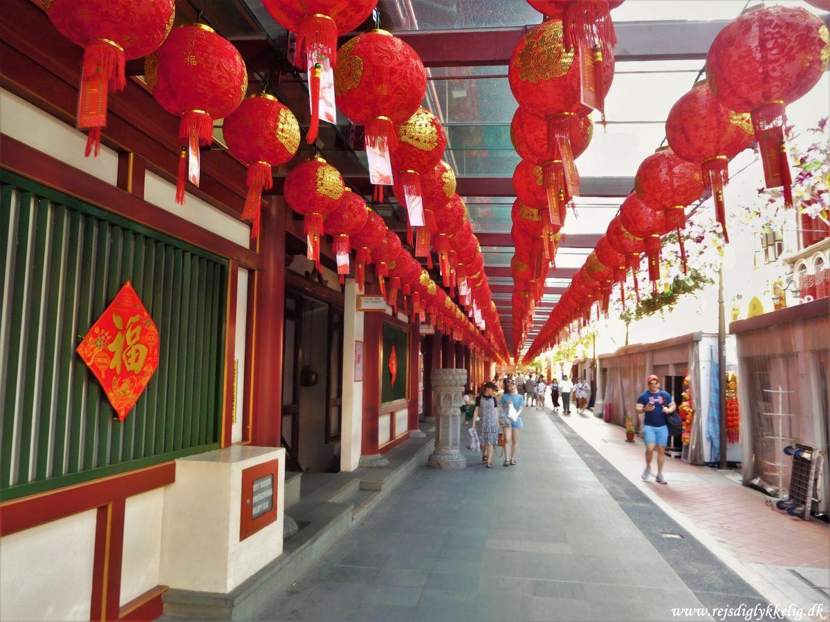 Guide til de bedste steder i Singapore - Chinatown - Rejsdiglykkelig.dk